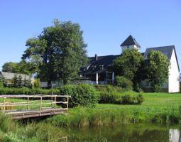 Kurzurlaub - 2 ÜN Landhotel Altes Zollhaus - Fahrradverleih, Abendessen, Massage