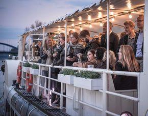 Weinverkostung - Stadthafen 1- Kreativkai / Nordufer - Münster von 6 Weinen & Häppchen