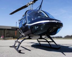 Hubschrauber-Rundflug Mannheim