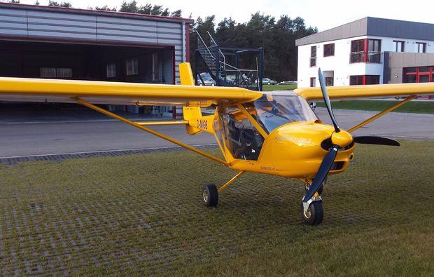 flugzeug-selber-fliegen-weiden-oberpfalz-schnupperflug