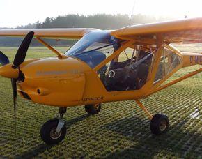 Flugzeug selber fliegen - Ultraleichtflugzeug - 30 Minuten Ultraleichtflugzeug - 30 Minuten