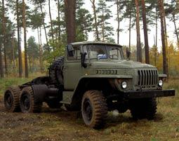 Truck Offroad fahren - Ural 4320 Mahlwinkel Ural 4320 - 25 Minuten