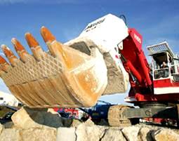Bild Bagger fahren - Bändige den Koloss aus Stahl