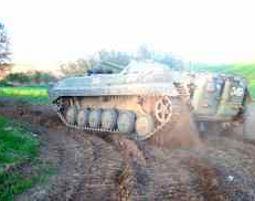 Panzerfahren Schützenpanzer BMP1 - Bäbelin/Kuchelmiss Schützenpanzer BMP1 - 35 Minuten
