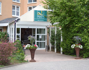 Kurzurlaub für Zwei Quality Hotel Erlangen