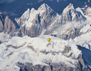 Ballonfahren Alpenrandfahrt Alpenrandfahrt - 90-120 Minuten