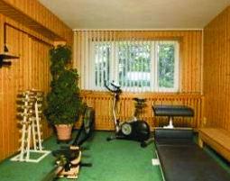 wellness-wochenende-Fitnessraum