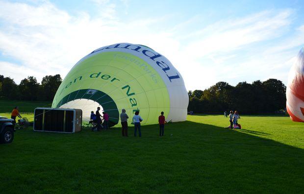 ballonfahrt-mainz-ballonaufbau
