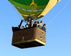 Ballonfahren   Mainz 60 - 90 Minuten