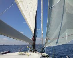 catamaran-segeln-holstein