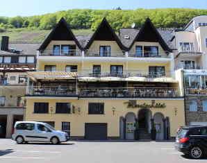 Entspannen & Träumen - 1 Übernachtung Hotel Moselschild - Restaurantgutschein