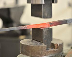 Bild Schmieden lernen - Forme das Eisen, solange es heiß ist!