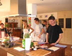 Kochkurs für Jugendliche für Jugendliche zwischen 13 und 17 Jahren, inkl. Getränke