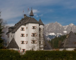 Schlosshotel in Reith/Kitzbühel Schloss Münichau