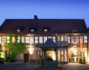 Schlosshotel in Blomberg Burghotel Blomberg