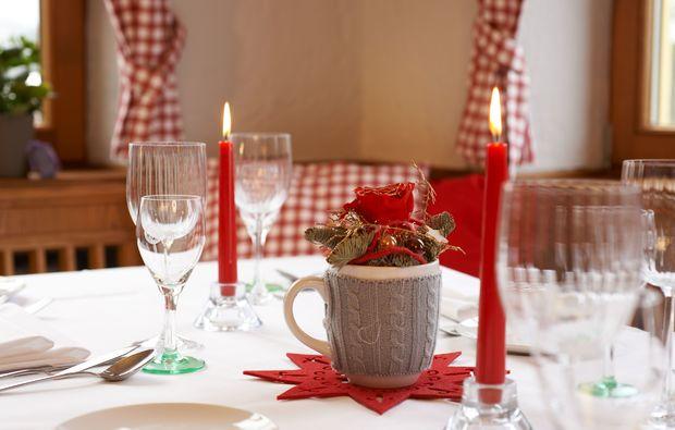 kurzurlaub-schneizlreuth-candle-dinner