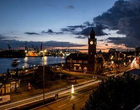 Foto-Tour (Hamburg bei Nacht) Grundkurs, ca. 3 Stunden
