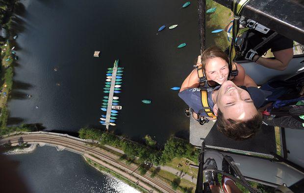 muenchen-oberschleissheim-tandem-bungee-jumping