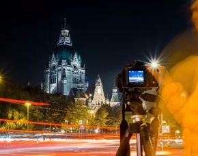 Fotokurs - Nachtfotografie Grundkurs, ca. 4 Stunden