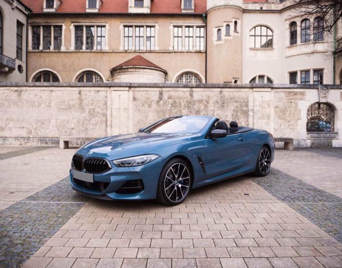 BMW M850i Stuttgart BMW M850i - 1 Tag