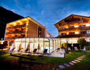 Romantikwochenende (nur Frühstück) - 1 ÜN - Mayrhofen Gutshof Zillertal - Frühstück, Wellnessgutschein