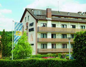 Kurzurlaub inkl. teilweise Leistungsgutschein - Post Hotel Würzburg - Würzburg Post Hotel Würzburg