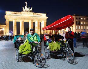 Rikscha-Tour Berlin