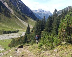 Wandertouren Häselgehr