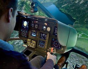Flugsimulator - EC 135 Eurocopter Hubschrauber - 30 Minuten - Köln EC 135 Eurocopter Hubschrauber - 60 Minuten