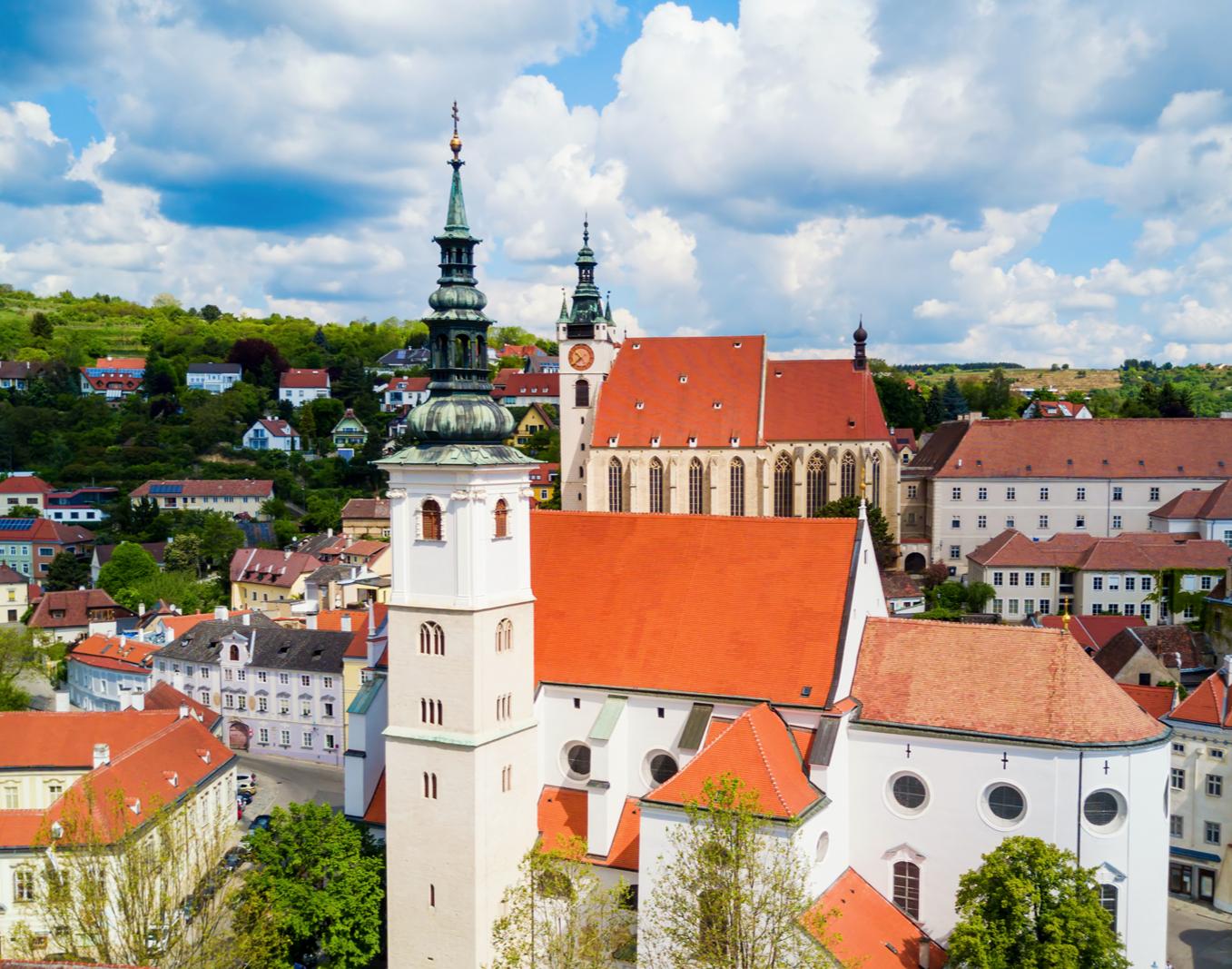 Krems - eine Stadt von ihrer Schokoladenseite Ca. 2,5 Stunden