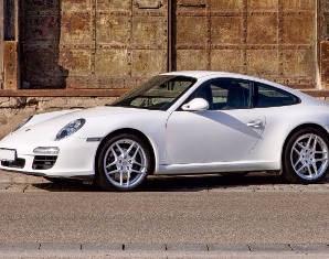 Porsche selber fahren - 30 Minuten 911 Carrera - 45 Minuten mit Instruktor
