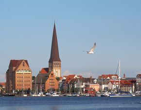 Städtetrip - Rostock Steigenberger Hotel Sonne - Frühstück