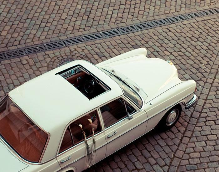 Mercedes Oldtimer Marburg (Chauffeur) Mercedes W108 280S – 2 Stunden