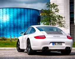 Porsche 911 fahren - 1 Stunde - Düsseldorf 911 Carrera - 70 Minuten mit Instruktor