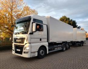 LKW selber fahren - Warendorf 40-Tonner LKW fahren – 60 Minuten