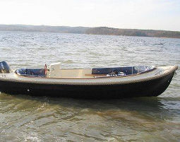 Romantische Bootstour für Zwei Hainer See, inkl. 1 Flasche Sekt - ca. 1,5 Stunden