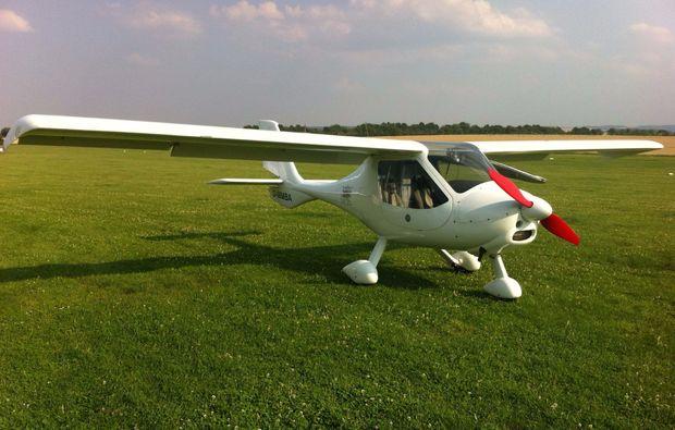 flugzeug-rundflug-bad-berka-flugplatz