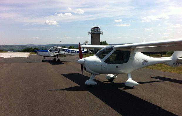 flugzeug-rundflug-bad-berka-landeplatz
