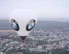 Ballonfahrt - Heidelberg 60 Minuten