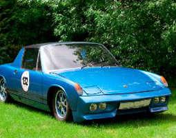 Oldtimer Selber Fahren - Porsche 914 - Hannover Porsche 914 - Ca. 60 Minuten