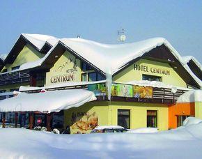 Kurzurlaub inkl. 30 Euro Leistungsgutschein - Hotel Centrum Harrachov - Harrachov Hotel Centrum Harrachov