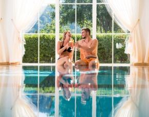 Luxus-Wellness-Kurzurlaub Ruhpolding 2 ÜN für 2 - Ortnerhof - Das Wohlfühlhotel Ortnerhof - Das Wohlfühlhotel - 4-Gänge Abendmenü
