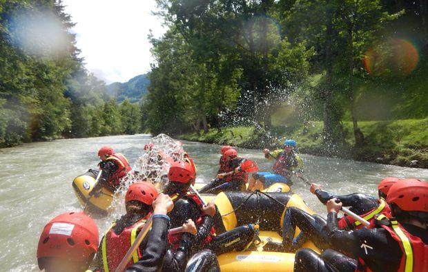rafting-schladming-wasser