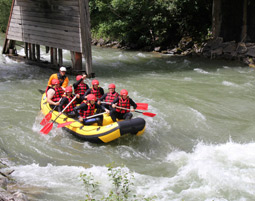 Rafting Schladming