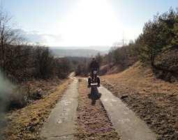 Segway Grenz-Tour Grenz-Tour - 3,5 Stunden