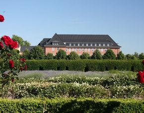 Kurzurlaub für Zwei GreenLine Hotel am Schlosspark - Fahrräder, Eintritt Wellnessbad