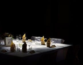 Dinner In The Dark 3-Gänge-Menü, inkl. Getränke