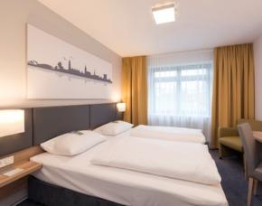Romantikurlaub Hannover 1 ÜN - 2 Personen GHOTEL hotel & living Hannover