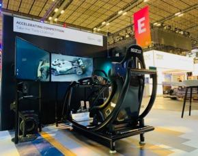 Racing Simulator 50 Minuten - 1 Person Jochen Schweizer Arena Jochen Schweizer Arena - verschiedene Modelle - 80 Minuten