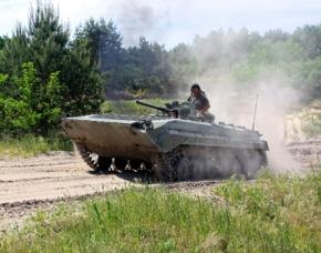 Panzerfahren Schützenpanzer BMP1/ BMP2 Mahlwinkel Schützenpanzer BMP1/ BMP2 - 60 Minuten